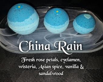 China Rain Bath Bomb