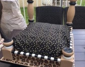 Princess Chocolate Pet Bed