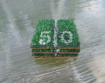 4 pack- 50 yard line coasters