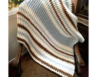 Heavenly Crib Blanket