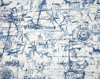 Premier Prints Schooner Nautical