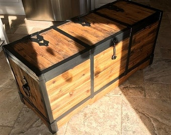 Chest/Trunk/Wood and Iron Chest/Cedar Chest