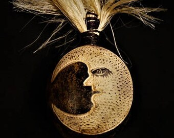 Peruvian Moon Rattle