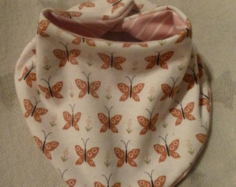 Scarf butterflies size 50-98 babies and children
