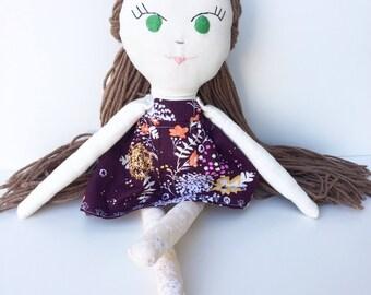 Custom Girl Doll Order