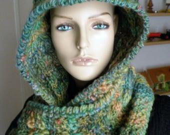 Scarf - Scarf - Hooded scarf