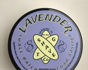 Lavender Shaving Soap