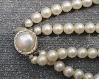 Vintage Pearls, Pearls, Pearls
