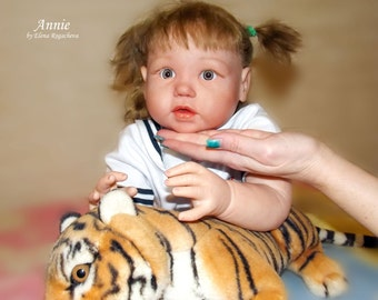 Doll reborn Annie