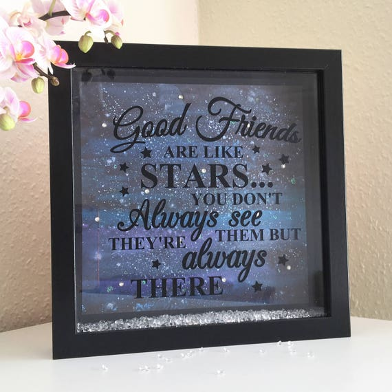 Wedding Gift Ideas For Best Friend Girl: Friends Gift Best Friends Gift Best Friends Frame Friends