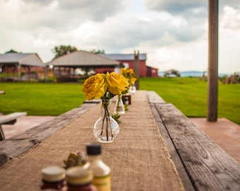 Rustic Farm Table