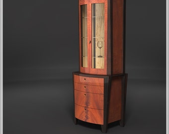 Buffet, Credenz, ornamental Cabinet, display case