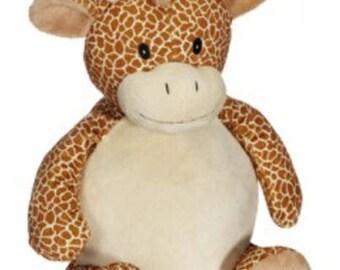"16"" light giraffe (Can be personalized)"