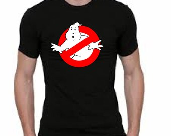 T-shirt ghostbuster