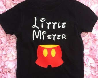 Little Mister!
