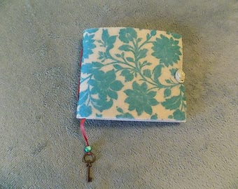 Victorian Floral Remembrance Journal
