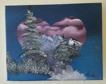 Heart so full Original piece