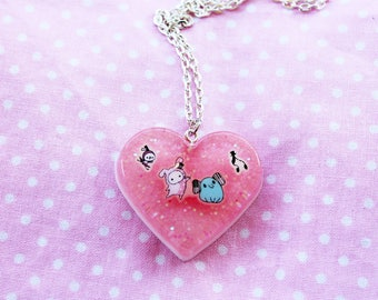 Sentimental Circus Necklace
