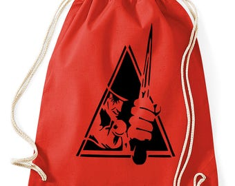 Clockwork Orange Alex gym bags