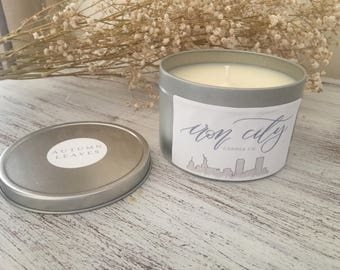 Seaside Escape Soy Candle