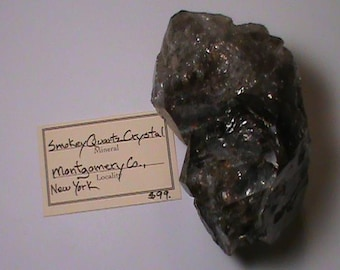 Large Smokey Quartz Crystal