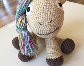 Horse, pony, crochet