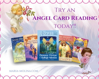 General Angel Card Reading