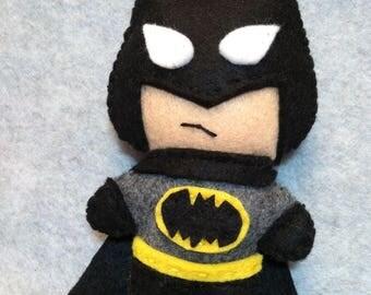 Batman Plushie