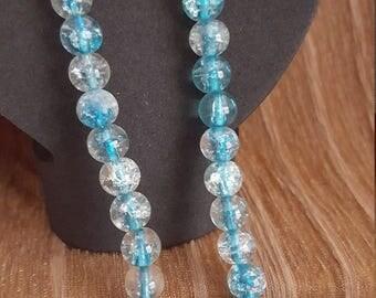 Casual drop earrings, blue earrings, gift for her, everyday wear, women's jewelry