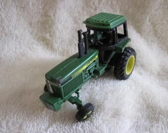 Vintage Die Cast John Deere Tractor 1990's