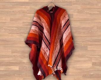 Ecuadorian Handmade Poncho