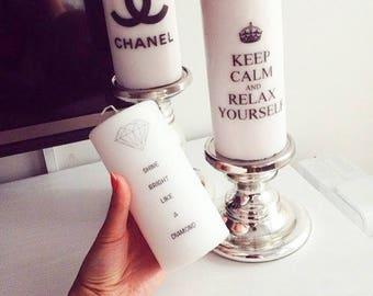 Pillar Fashion Candle