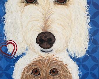 Animal Portrait Paintings