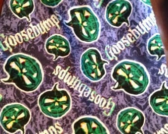 Girls goosebumps skirt