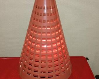 lamp radiator tornado the pinecone VINTAGE deco industrial loft factory