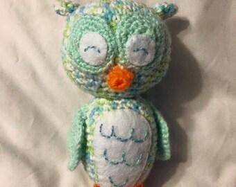 Owl Stuffies