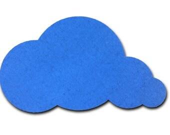 Cloud Shaped Acoustic Tile for Kid's Room or Nursery