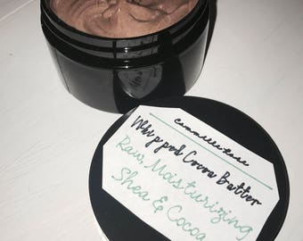 Whipped Cocoa Batter