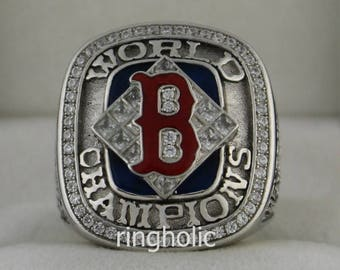 2004 Boston Red Sox World Series Champions Rings Ring