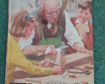 Vintage Ladybird book we like to help