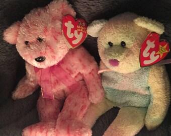 Groovy & Smitten Beanie Babies