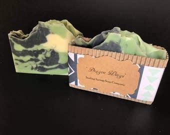Dragon Wings Tea Tree Soap