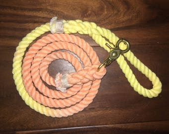 Pre made leashes