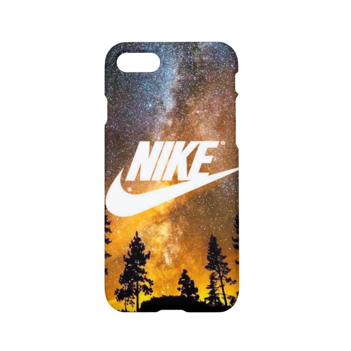 Phone Cases Custom Hardcase Midnight Dots Iphone 4 5 5c 6 Plus 7 Case Nike 6s