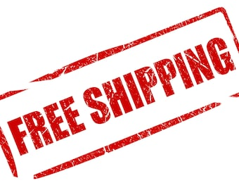 Coupon Code FREE SHIPPING - Please, do not purchase this listing!