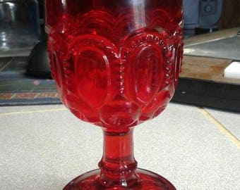 moon and stars small wine goblet