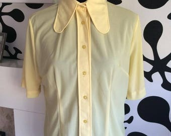 Vintage Lemon Shirt/Blouse