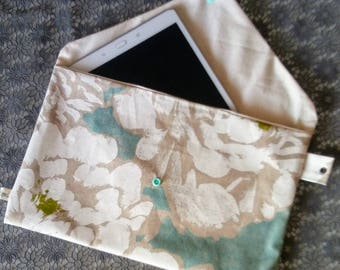 "Large pouch collection ""flower"""