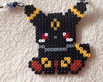 Pokémon Umberon pendant necklace