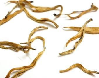 Golden Yunnan Black Tea, Aka. Yunnan Gold Tips